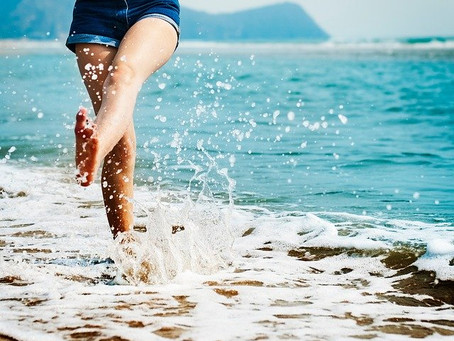 C'est l'été : À vos pieds, prêts, déconfinez !