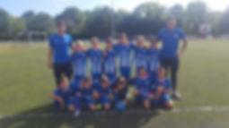 U11 - Saison 2019-2020