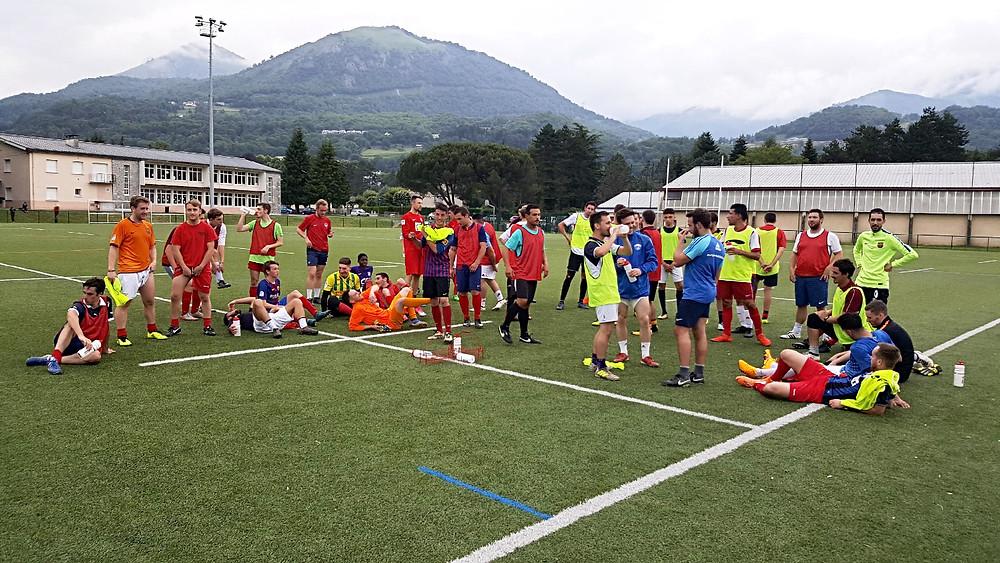 seniors FCPVG, football, FCPVG