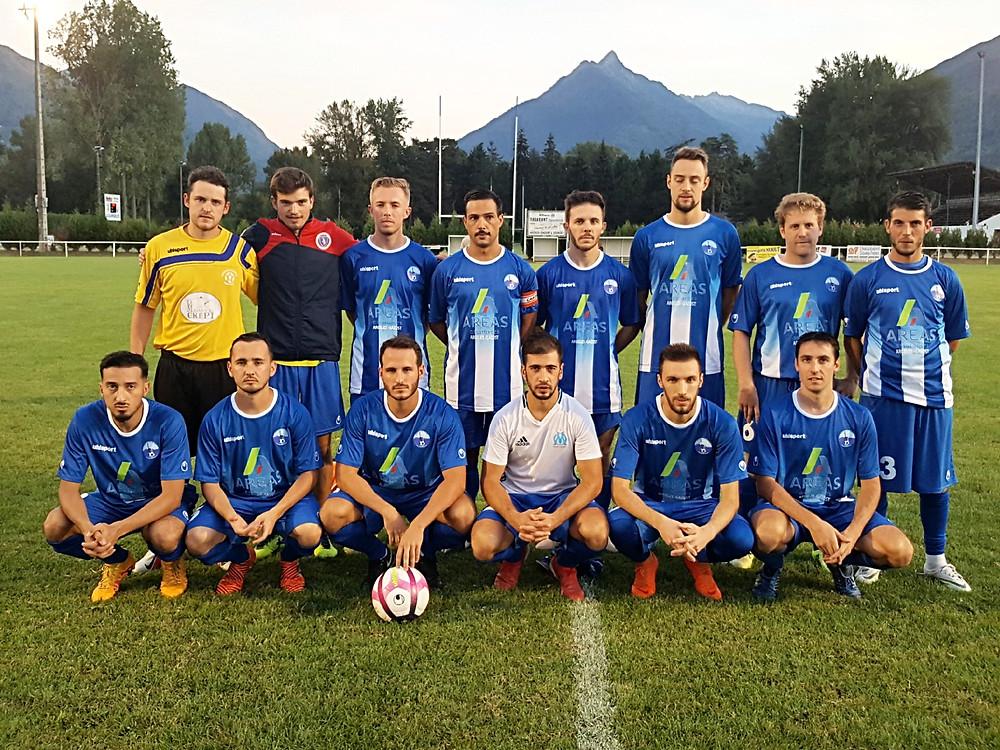 Equipe Senior 1 - FC PVG