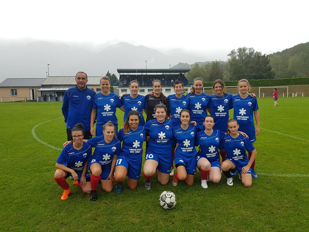 Féminines FC-PVG