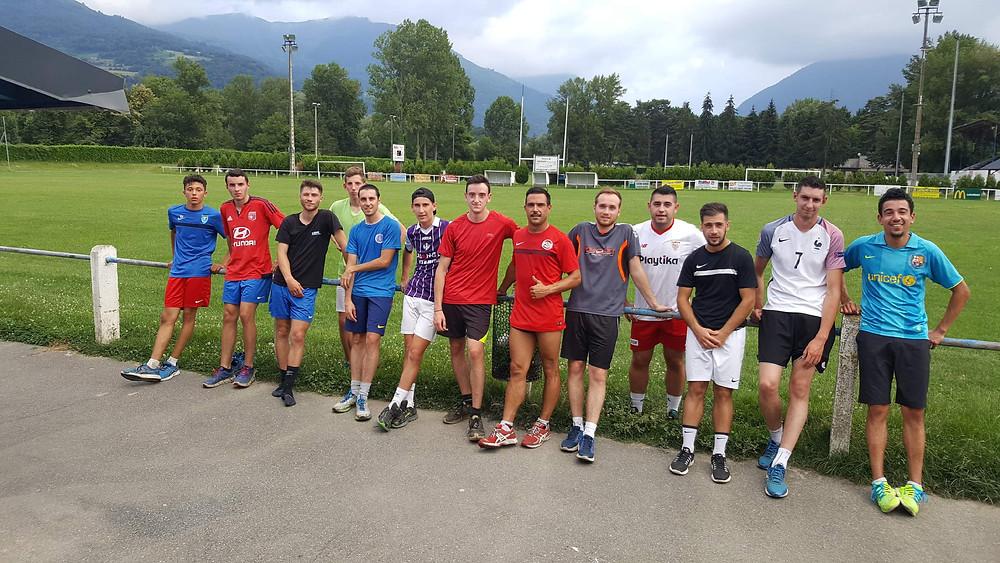 Seniors FC PVG