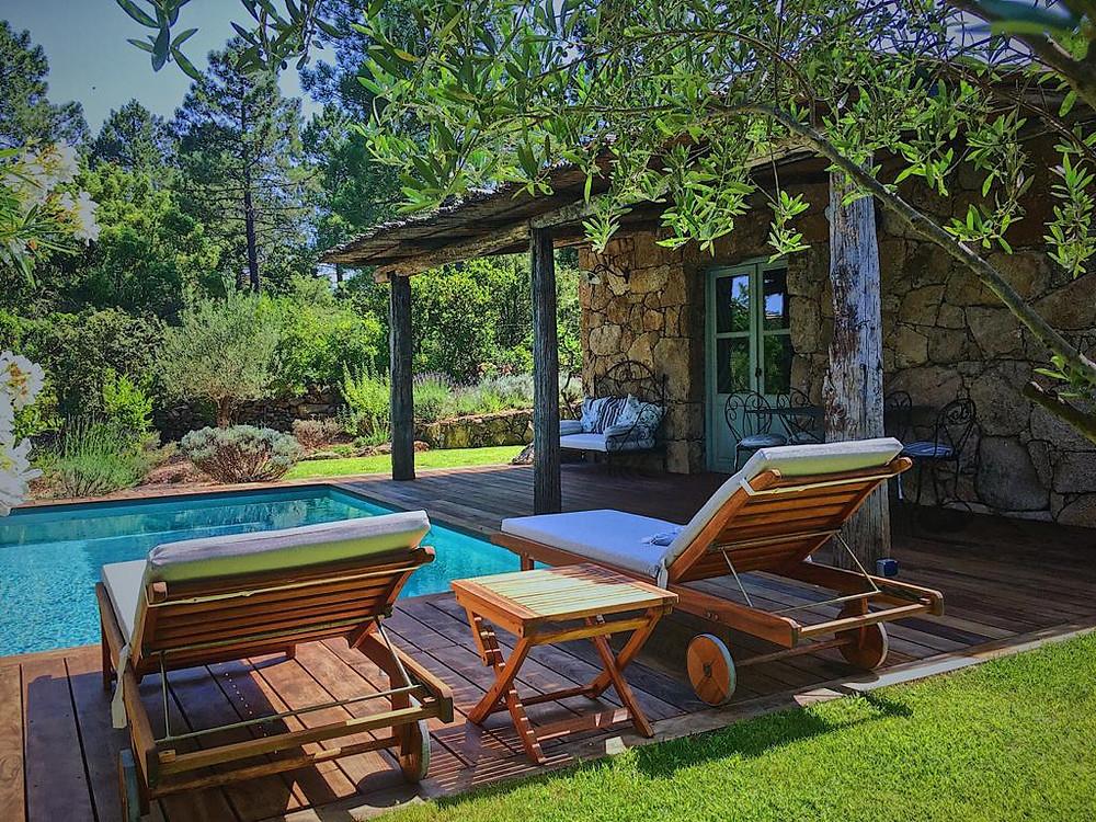 Location villa 2 personnes Corse du sud