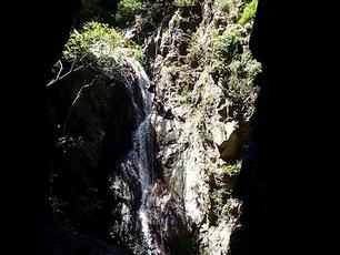 Canyoning dans les Albères, Pyrénées Orientales