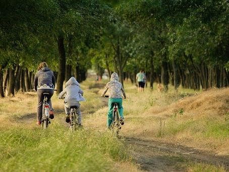 Biscarrosse, paradis du vélo !