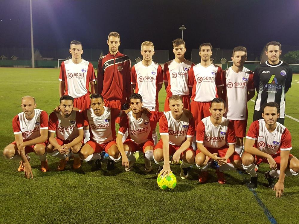 Seniors Equipe 1 FC PVG
