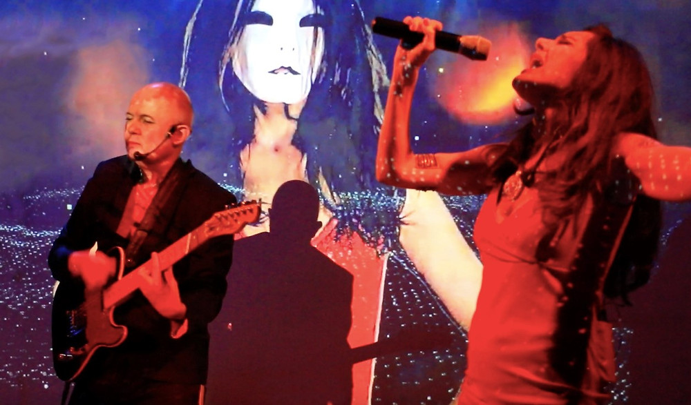 Nouvel Album Rise of Desire - Tarazed. Concert Live.