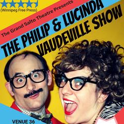 POSTERPhilip%26Lucinda_vaudeville_show_t
