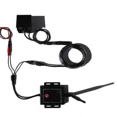Wi-Fi 400 N Series Camera Kit W/Transmitter - Non-Mirror (front facing)