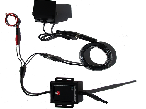 Wi-Fi 200 Series Camera Kit W/Transmitter