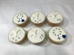 Cupcakes - Primeira Comunhão