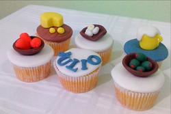 Cupcakes 3D - Boteco