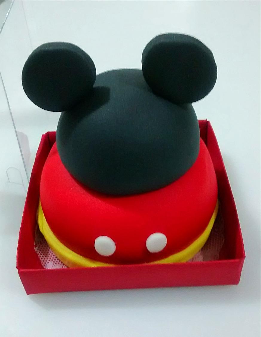 Mini Bolo Mickey