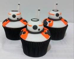 Cupcakes 3D - Star Wars