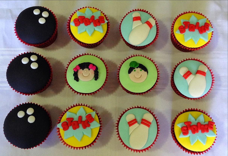 Cupcakes Boliche