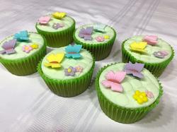 Cupcakes - Jardim Encantado