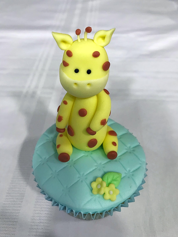 Cupcake - Bichinho do Zoo