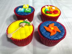 Cupcakes Fábrica de Brinquedos