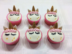 Cupcakes - Unicórnio