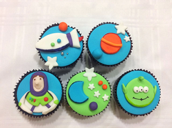 Cupcakes - Toy Story