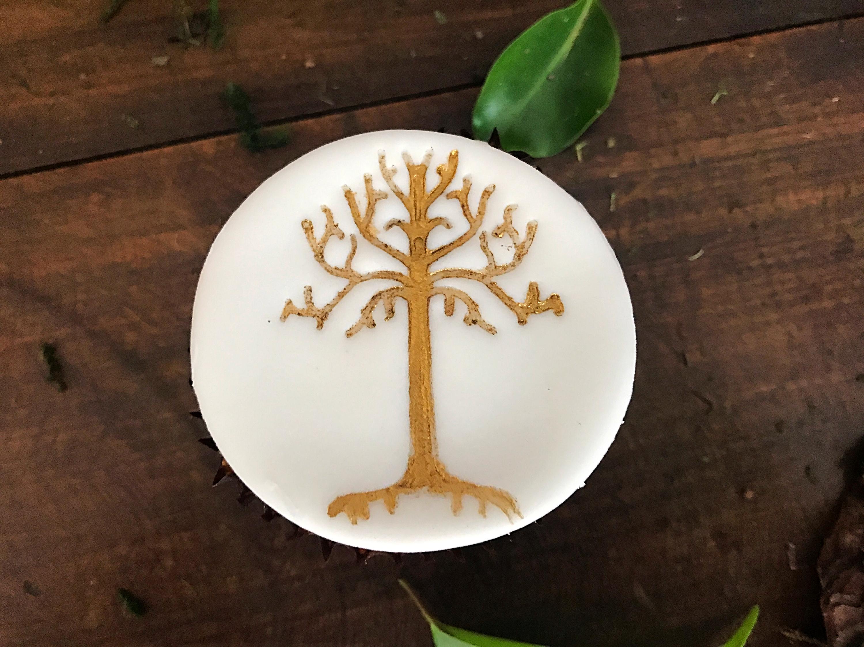 Cupcake - Senhor dos Anéis