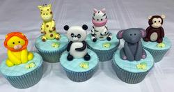 Cupcakes - Bichinhos do Zoo