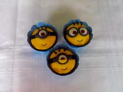 Cupcakes - Minions