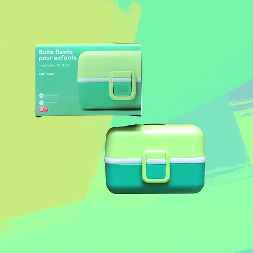 Kids Green Apple Bento Lunch box