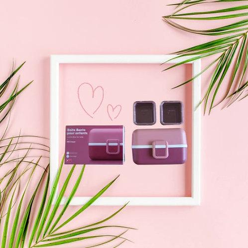 Kids Pink Blush Bento Lunch box