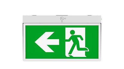 Modula IP20 Exit Sign Front Shot.png