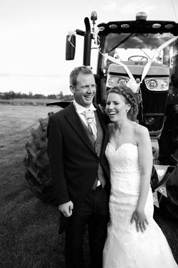 Louise & David's Wedding in Clipston