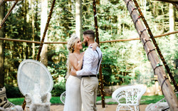 Wedding at Longton Wood