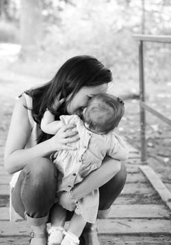 Mother & Daughter East Carlton Park