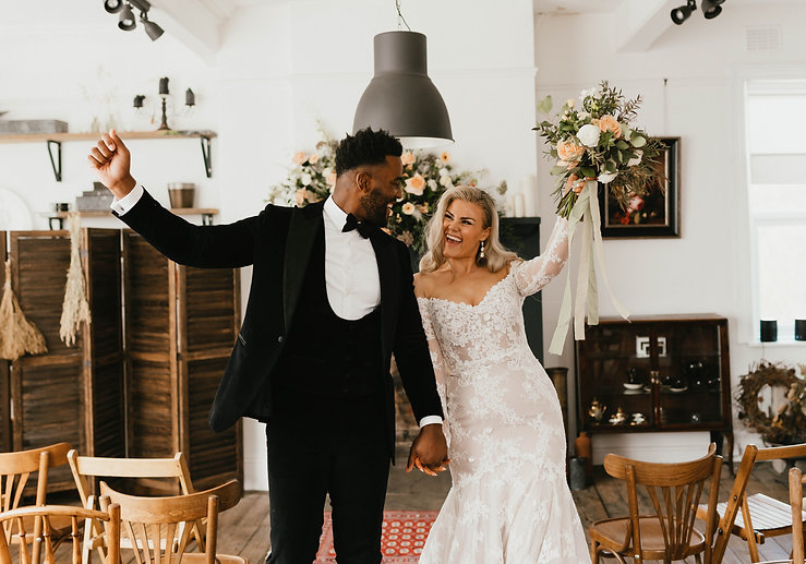 Wedding in Mirfield