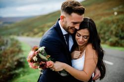 Wedding in the Peak District