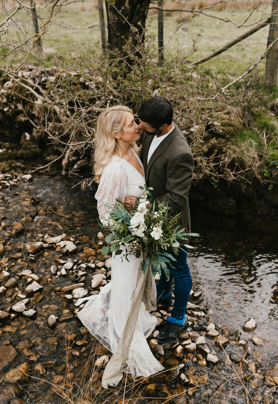 Elopement in the Yorkshire Dales