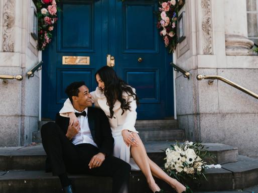 MICRO WEDDING IN CHELSEA, LONDON.