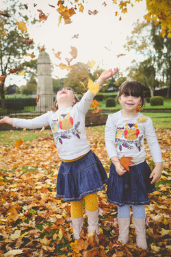 Children session at Wicksteed Park