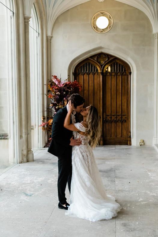 Wedding at Ashridge House