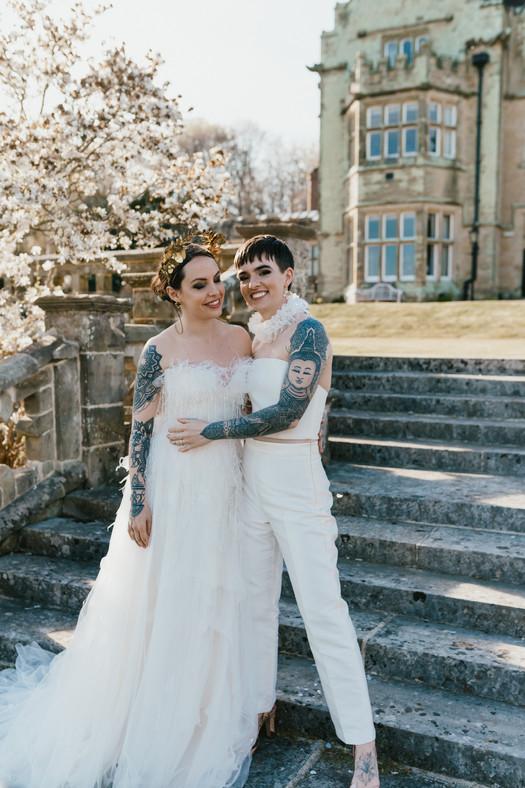 Wedding at Balcombe Place