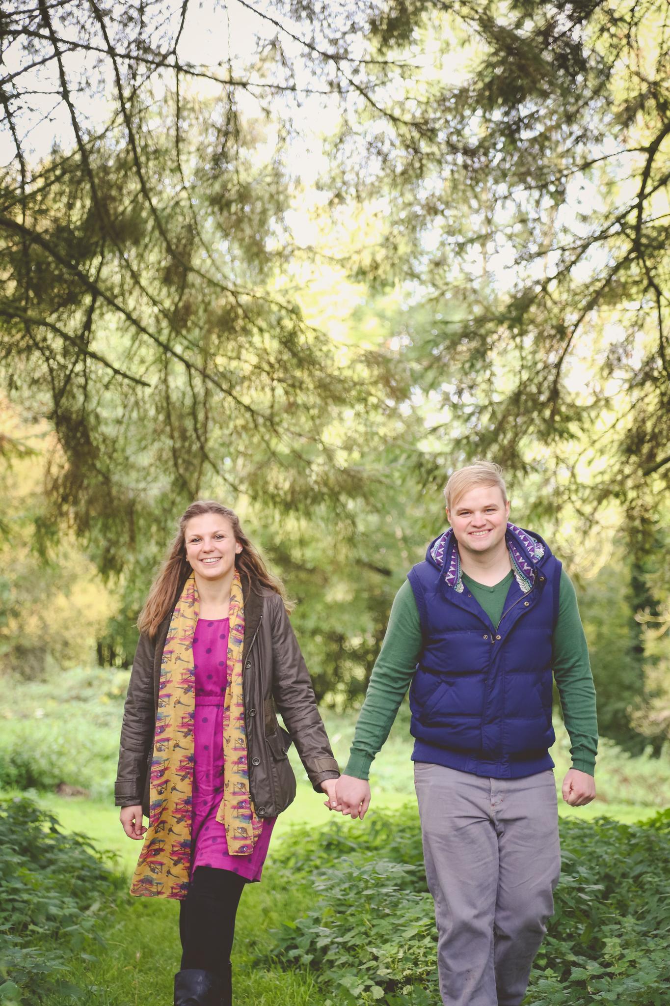 Engagement at East Carlton Park