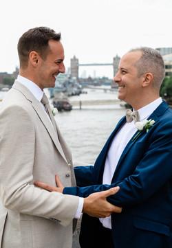 Lewis & Robert's Wedding in London