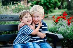 Children Session at Welland Park