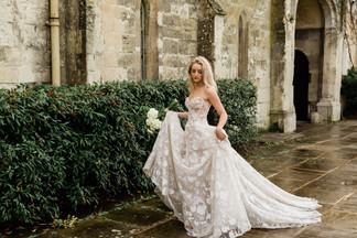 Amy Rose wearing Galia Lahav