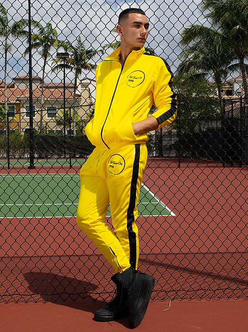 Yellow Trendy Track