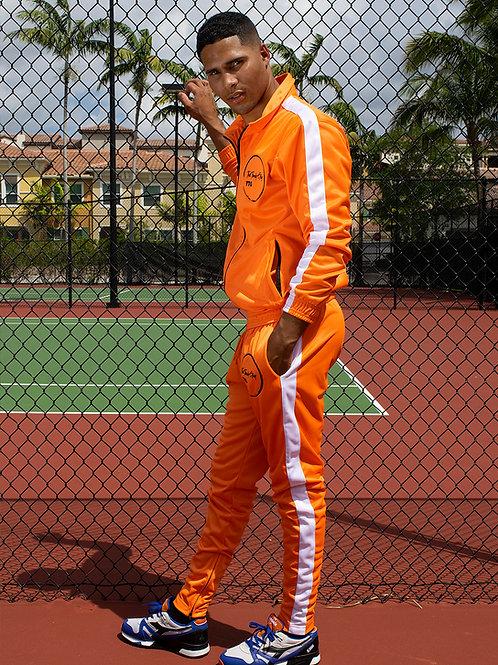 Orange Trendy Track