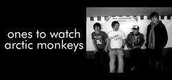 Ones to Watch: Arctic Monkeys
