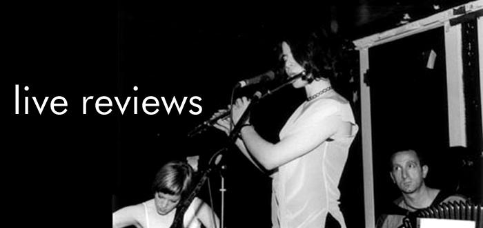 Live Reviews