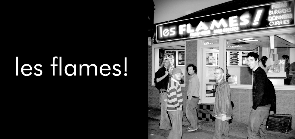 Les Flames!
