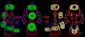 UV Wormhole - JD Maplesden Collaboration